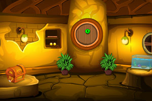 《被困神秘房间》游戏画面1