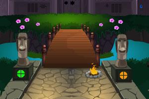 《神秘城堡逃脱》游戏画面1