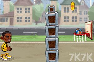 《街头技巧投篮高手》游戏画面2