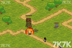 《岛屿防御战中文版》游戏画面4