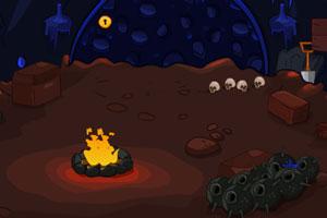 《逃离巫毒洞穴》游戏画面1