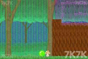 《变幻的小球》游戏画面1