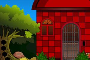 逃离红墙房子