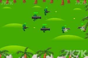 《丛林大战争》游戏画面1