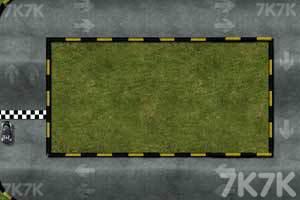《豪车大赛无敌版》游戏画面1