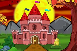 《逃离闹鬼城堡》游戏画面1