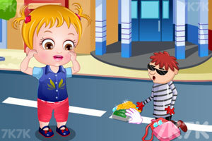 《可爱宝贝的职业体验》游戏画面2