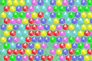 《小狗泡泡龙》游戏画面1