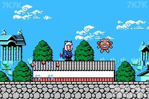 《忍者猫冒险记》游戏画面4