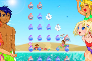 《夏日泡泡》游戏画面3