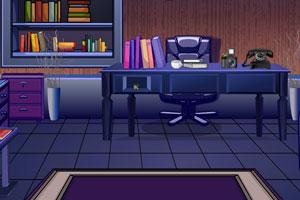 谋杀案之记者的办公室