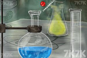 《弗莱迪化学实验室》游戏画面1