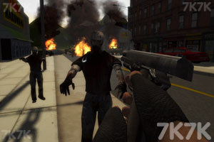 《丧尸沦陷区序章》游戏画面1