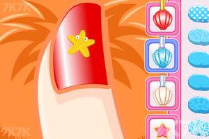 《人鱼公主美甲小铺》游戏画面4