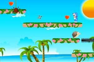 《哆啦A梦海边探险》截图1