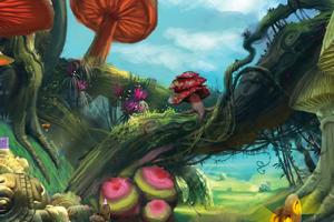 逃出蘑菇之家