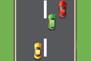 《道路赛车》游戏画面1