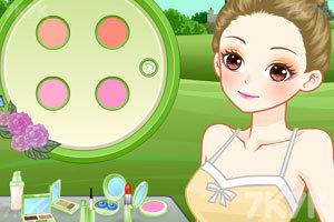 《草坪上的女孩》截图3