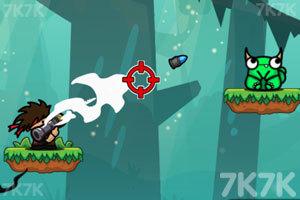 《火箭筒男孩》游戏画面5