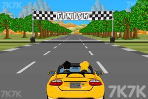 《疯狂赛道飞车》游戏画面3