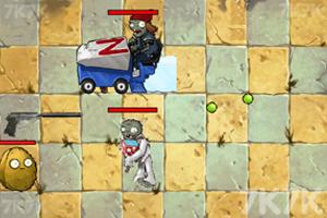 《武器打僵尸》游戏画面1