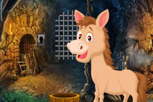 《解救可爱的马》游戏画面1