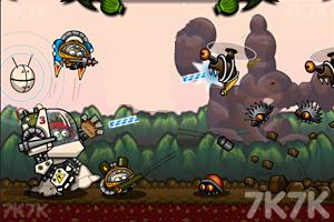 《围城之战4外星救援中文版》游戏画面1