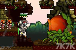 《围城之战4外星救援中文版》游戏画面2