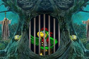 《海盗鹦鹉逃脱》游戏画面1