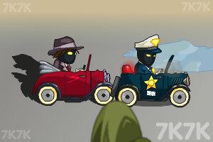 《捣毁警车中文版》游戏画面3