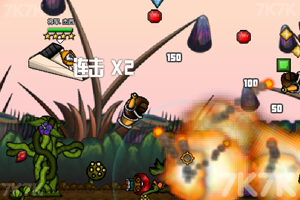 《围城之战4外星救援中文无敌版》游戏画面5