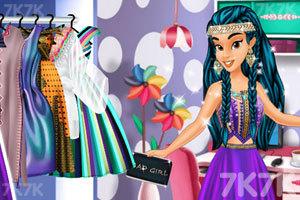 《爱自拍的茉莉》游戏画面3