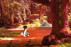 《逃离摩尔谷森林》游戏画面1