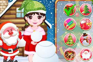 《淘气的圣诞节》游戏画面3