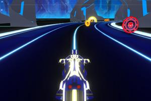 《霓虹摩托车》游戏画面1