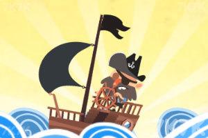 《海盗的寻宝之旅》游戏画面1
