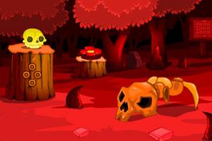 《逃出奇怪的洞穴》游戏画面1