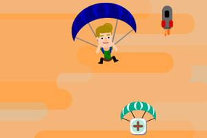 《风一样的士兵》游戏画面1