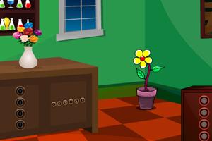 《救援调皮小猴》游戏画面1
