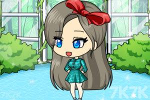 《最美的校园女孩儿46》游戏画面3