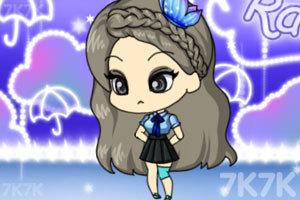 《最美的校园女孩儿46》游戏画面2