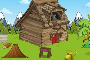 《小鹦鹉救援》游戏画面1