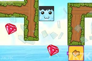 《爱钻石的盒子先生》游戏画面1