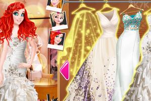《新娘的华丽婚纱》游戏画面3