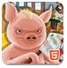 《疯狂小猪》在线玩