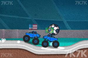 《怪物卡车足球》游戏画面2