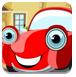 红色汽车救援