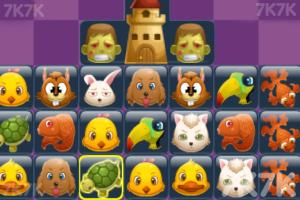 《宠物连连看挑战》游戏画面3