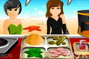 《快餐上市之路》游戏画面1