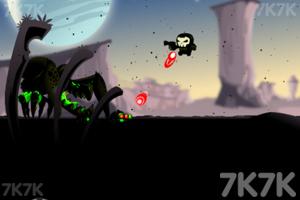 《卡兹行星战记》游戏画面2